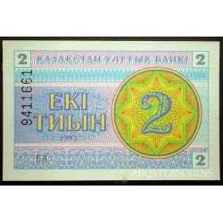 Kazakistan - 2 Tyin 1993