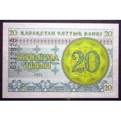 Kazakistan - 20 Tyin 1993