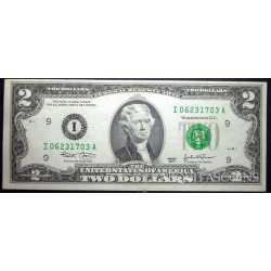 USA - 2 Dollari 2003 I