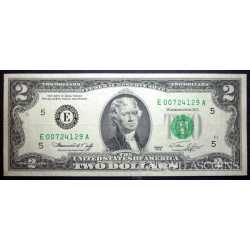 USA - 2 Dollari 1976 E
