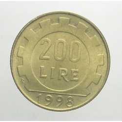 200 Lire 1998