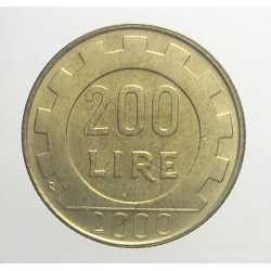 200 Lire 2000