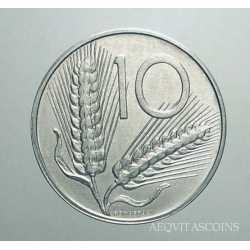 10 Lire 1973 FDC