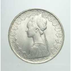 500 Lire 1960 - Argento Caravelle