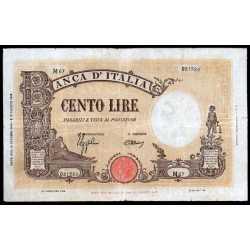 100 Lire Barbetti 1944