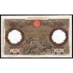 100 Lire Capranesi 1936