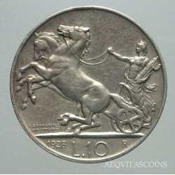 Vitt. Eman. III - 10 Lire 1928 1 R.