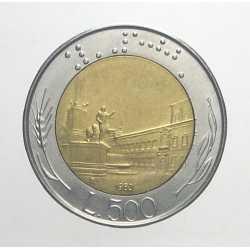 500 Lire 1983