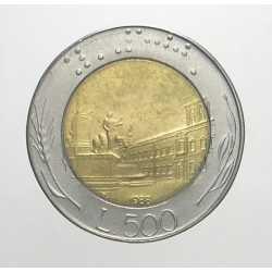 500 Lire 1988