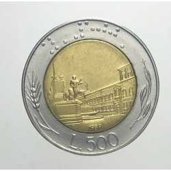 500 Lire 1989
