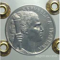 5 Lire 1948 FDC