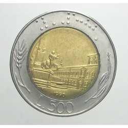 500 Lire 1990