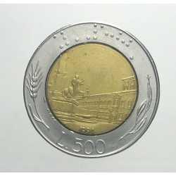 500 Lire 1991