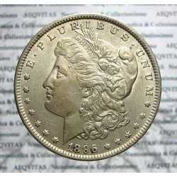 USA - Morgan Dollar 1896