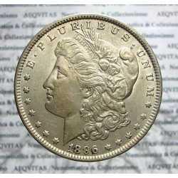 USA - Morgan Dollar 1896