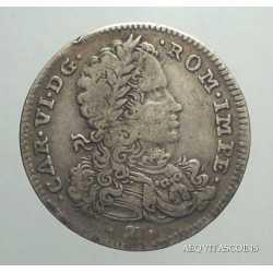 Napoli - Tarì 1715