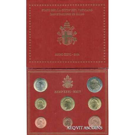 Vaticano - Divisionale 2004