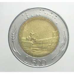 500 Lire 2001