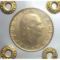 200 Lire 1985 Testa Pelata