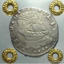 Sicilia - 4 Tarì 1618