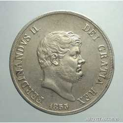 Napoli - 120 Grana 1855