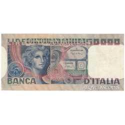 50.000 Lire Donna 1980