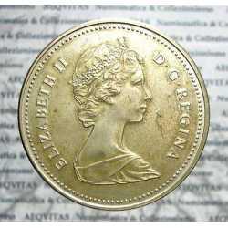 Canada - Dollaro 1983