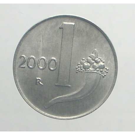 1 Lira 2000