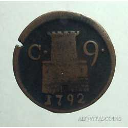 Napoli - 9 Cavalli 1792