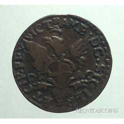Vitt. Amedeo II - Grano 1717
