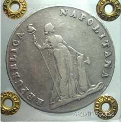 Napoli - 12 Carlini 1799