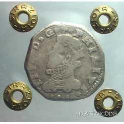 Sicilia - 3 Tarì 1619