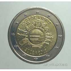 Cipro / Cyprus - 2 Euro Comm. 2012