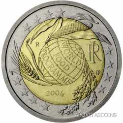 Italia / Italy - 2 Euro Comm. 2004