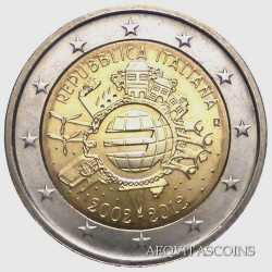 Italia / Italy - 2 Euro Comm. 2012
