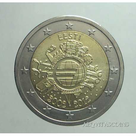 Estonia / Eesti - 2 Euro Comm. 2012