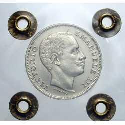 Vitt Eman III - 1 Lira 1901 N.C.