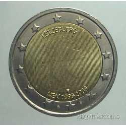 Lussemburgo / Luxembourg - 2 Euro Comm. 2009