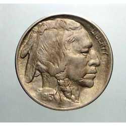 USA - 5 Cent. Buffalo 1913