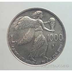 San Marino - 1000 Lire 1990