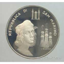 San Marino - 1000 Lire 1983 Proof
