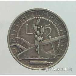 San Marino - 5 Lire 1933