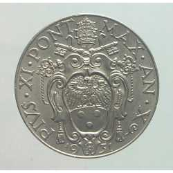 Vaticano - 2 Lire 1931