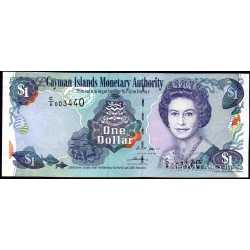 Cayman Islands - 1 Dollar 2006