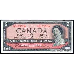 Canada - 2 Dollars 1954 (1961 - 72)
