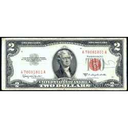 USA - 2 Dollari 1953 C