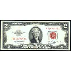 USA - 2 Dollari 1953 A