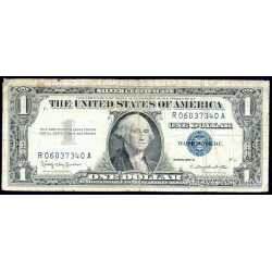 USA - 1 Dollaro 1957 B