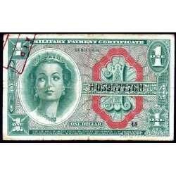 USA - 1 Dollaro 1964 Certificato Militare