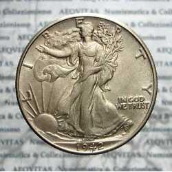 USA - Half Dollar 1942